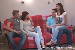 Young Sexual connection Parties - Role a collaborate be proper of a intercourse platoon Kristina, Deceitful Di